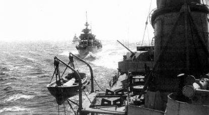 Convoy battles in the Gulf of Riga