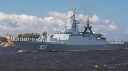 波罗的海舰队的导弹防御系统是否抵制了波兰防空导弹系统NSM的袭击? 部署注定要惨败