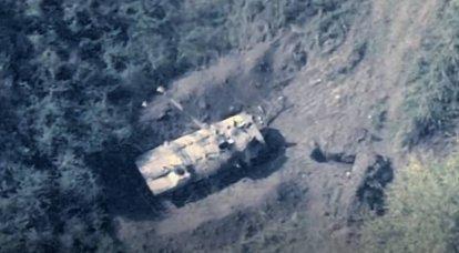 """El éxito """"sobre el terreno"""" de las Fuerzas Armadas de Azerbaiyán está garantizado por el control real del espacio aéreo en Karabaj."""