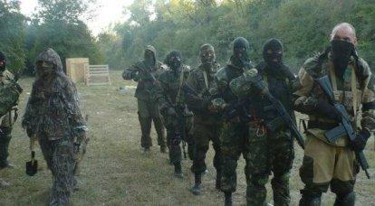Kazak Bölümü barışı koruma operasyonlarına hazırlanıyor