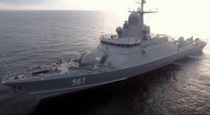"""एमआरके """"कराकर्ट"""": दुश्मन की बड़ी समस्याओं के लिए छोटे जहाज"""