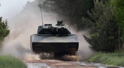 Avrupa zırhlı araçlarının modern standartları