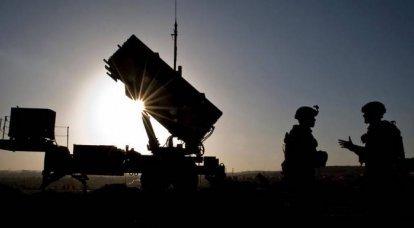 Suriye'deki ABD askeri tesislerine saldırı. İran İHA'larının Rus Havacılık ve Uzay Kuvvetleri'nin bilgi desteği ile başarılı eylemleri