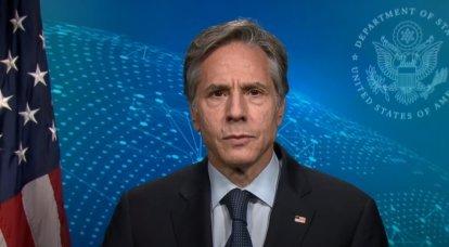 Le chef du département d'État américain Anthony Blinken a félicité les Russes à l'occasion de la Journée de la Russie