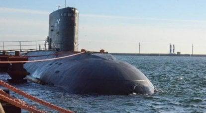 """Die polnische Marine konnte die Kampffähigkeit des einzigen U-Bootes """"Orzel"""" nicht wiederherstellen."""