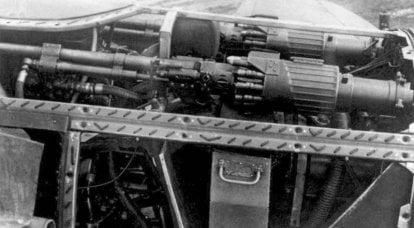 Pistola per aerei ShVAK. Armi sovietiche