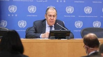 Lavrov negó las acusaciones de Francia de desplegar al PMC ruso Wagner en Mali