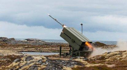 NASAMS:不仅仅是防空系统