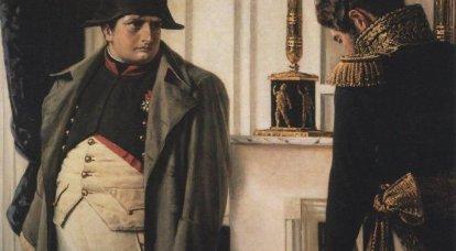 Napolyon neden 1812'de Petersburg'a değil Moskova'ya taşındı?