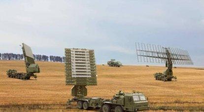 東カザフスタン軍の能力強化 -  Sky-Mレーダー