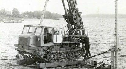 安装驱动锚和桩UZAS-2