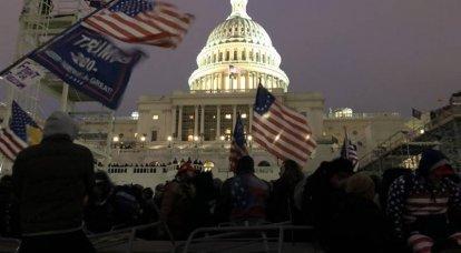 Entonces, ¿quién organizó la captura del Capitolio: los rusos, los chinos o los iraníes ...