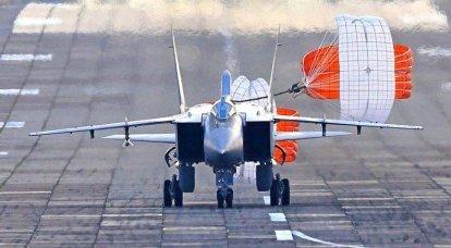 F-16出现在俄罗斯附近:对于MiG-31来说这根本不是目标