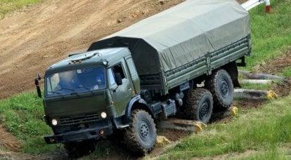 俄罗斯联邦武装部队的军事驾驶员日