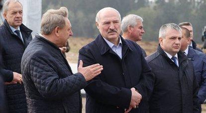 Oposición bielorrusa irritada por los preparativos para una manifestación masiva en apoyo de Lukashenka