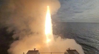 하이퍼 사운드에 대한 SM-6 : 미국 미사일 방어 개발 가능성