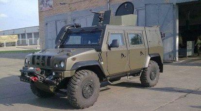 """装甲车""""IVECO 65E19WM"""" - 俄罗斯""""天猫"""""""