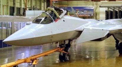 Borisov는 올해 말까지 국방부로 이전 할 계획 인 Su-57의 수를 지정했습니다.