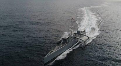 米海軍は中型無人車両(MUSV)の開発を命じた