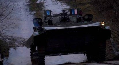 「Berezhok」:BMP-2の戦闘モジュールの機能