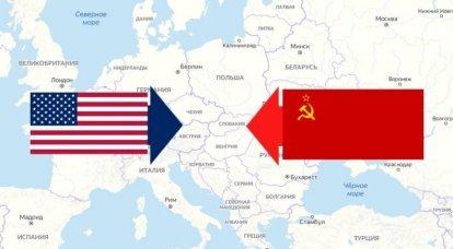 Doğu Avrupa ülkelerinin Sovyet bloğuna katılımı kaçınılmaz bir zorunluluktur.