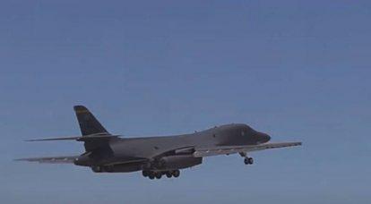 विशेषज्ञ चर्चा करते हैं कि तीन सु -1 सेनानियों ने अमेरिकी वायु सेना के बी -35 बी लांसर को रोकने के लिए क्यों चले गए
