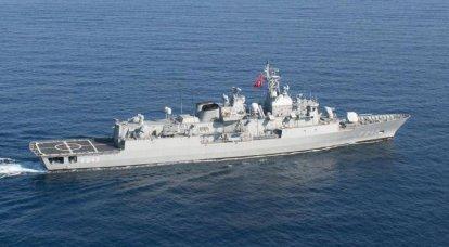 黒海劇場の海軍