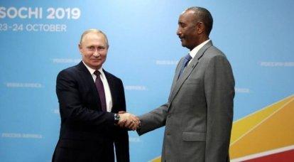 波兰媒体说,苏丹外交大臣对建立俄罗斯军事基地的计划一无所知