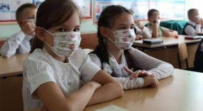 École et pandémie: le principal défi de notre temps