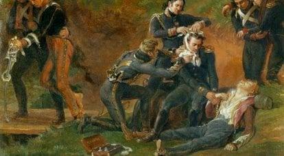 Medizinischer Dienst der Großen Armee Napoleons: Chirurgen und Pfleger