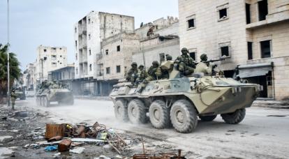 シリアでの戦争が再び燃え上がる