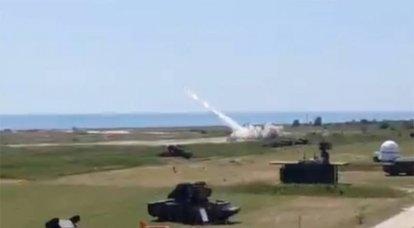 यह रोमानिया में पैट्रियट वायु रक्षा प्रणाली से शूटिंग के दौरान आने वाली कठिनाइयों के बारे में जाना गया