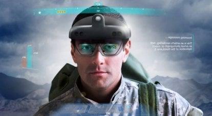 Modisches Kampfzubehör. Die US-Armee testet Augmented Reality-Brillen