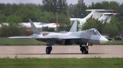दो अनुभवी PAK FAs ने 60 उड़ानें - सुखोई कंपनी का प्रदर्शन किया