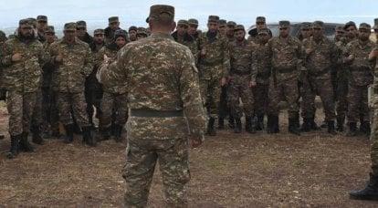 Bombardamento MLRS di una strada nella zona di Berdzor: il pericolo di un blocco militare incombe sul Nagorno-Karabakh