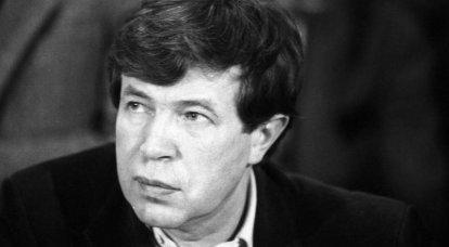 ジャーナリスト、政治囚、人気の抗議行動のリーダー。 アンピロフV.の記憶に