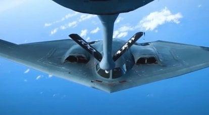 """""""将能够对美洲大陆进行打击"""":正在在线讨论中文版的B-2 Spirit隐形轰炸机"""