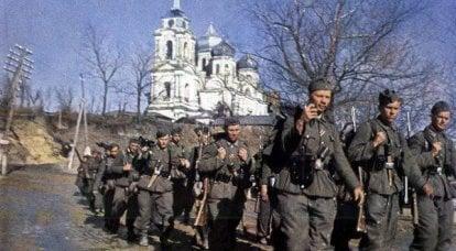 SSCB / Rusya 1941-1945 ile savaşta Almanya'nın kayıpları: gerçek ve aldatma