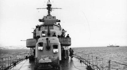 टैंक के खिलाफ युद्धपोत? युद्ध के पूर्व सोवियत संघ के हथियार कार्यक्रमों पर