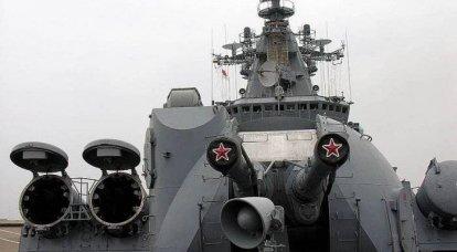 ロシア艦隊 - 彼は過去にすべてを持っていますか?