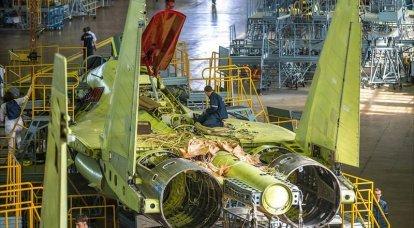 रक्षा मंत्रालय ने Su-35С और Su-57 सेनानियों की आपूर्ति की योजना के बारे में बात की