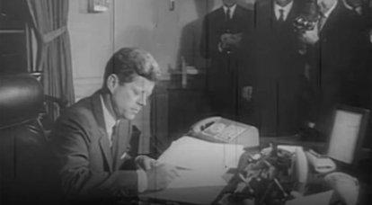 Operación Dragón: la URSS no fue acusada de eliminar a Kennedy ni siquiera durante la Guerra Fría
