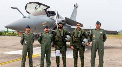 """La presse pakistanaise explique pourquoi """"la joie de l'Inde"""" dans le cadre de la livraison des Rafal est inappropriée"""