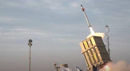 Mísseis explodem em áreas residenciais de Ashkelon israelense, o sistema Iron Dome é incapaz de interceptar todas as munições