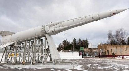 莫斯科的导弹防御。 第二部分