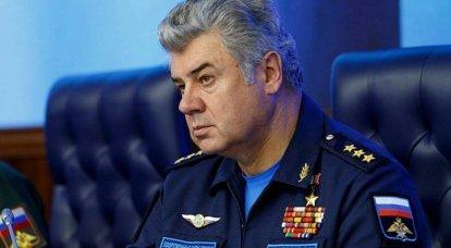 ボンダレフ将軍:黒海艦隊の兵士がオデッサに上陸する準備ができている