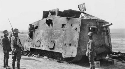 """The Empire Strikes Back"": a tank battle at Villers-Bretonne ..."