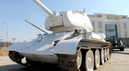 """""""Infracciones de la tecnología de producción"""": investigación moderna de blindaje de tanque de museo"""