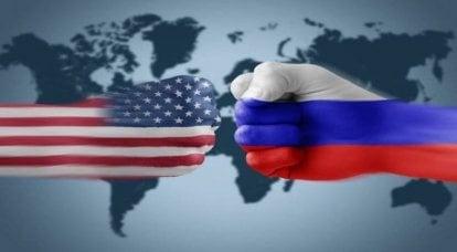 미국 대 러시아. 두 나라가 싸우는 방법