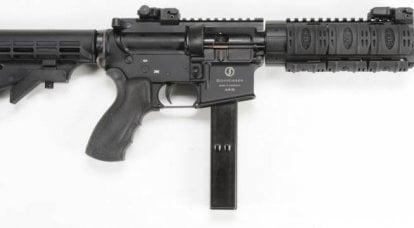 シュマイザー社のAR-15